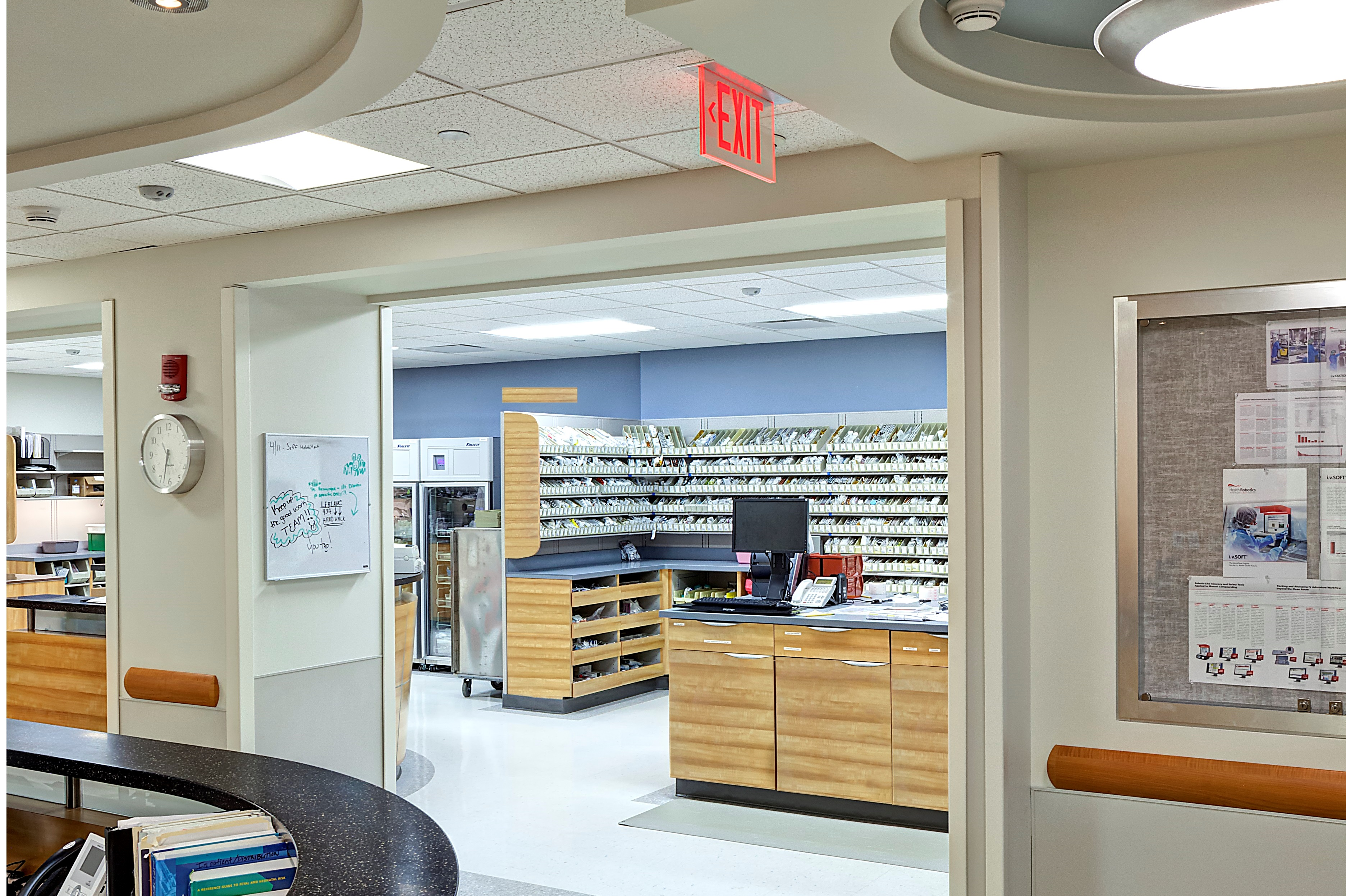 Doctors office design architect for doctors offices for Office design outlet